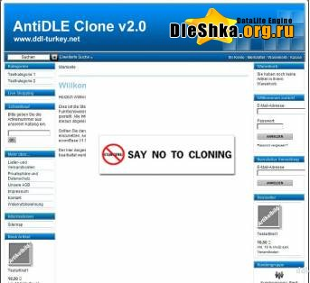 AntiDataLife Engine Clone v.2.0