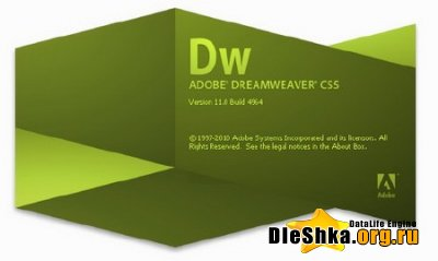 Adobe Dreamweaver CS5 v11.0.3.4964 portable by Birungueta