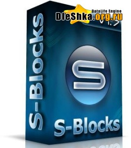 Модуль S-Blocks v.1.7 by Sander
