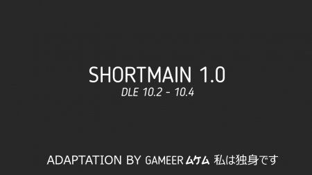 ShortMain v.1.0 для DLE 10.2 - 10.4