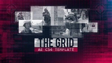 The Grid - Project for After Effects
