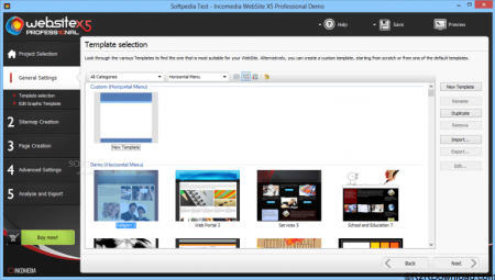 Incomedia WebSite X5 Professional v16.2.1.0 + Keygen