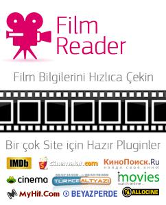 Film Reader v1.8.3 для DLE
